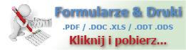 Formularze & Druki PZHGP